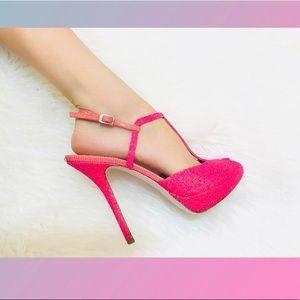 DIOR Barbie Glitter Pumps!